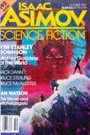 Isaac Asimov's Science Fiction Magazine, October 1987