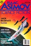 Isaac Asimov's Science Fiction Magazine, March 1988