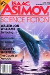 Isaac Asimov's Science Fiction Magazine, April 1988