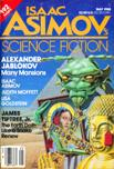 Isaac Asimov's Science Fiction Magazine, May 1988