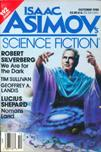 Isaac Asimov's Science Fiction Magazine, October 1988