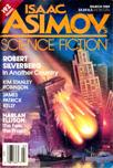 Isaac Asimov's Science Fiction Magazine, March 1989