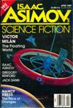 Isaac Asimov's Science Fiction Magazine, April 1989