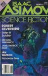 Isaac Asimov's Science Fiction Magazine, June 1989