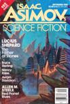 Isaac Asimov's Science Fiction Magazine, September 1989