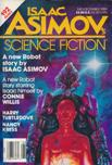 Isaac Asimov's Science Fiction Magazine, December 15, 1989