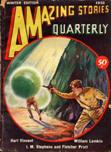 Amazing Stories Quarterly, Winter 1932