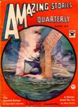 Amazing Stories Quarterly, Winter 1933