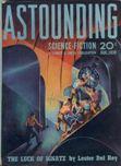 Astounding, August 1939