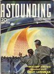 Astounding, November 1939