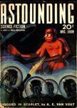 Astounding, December 1939