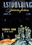 Astounding, January 1944