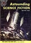 Astounding, August 1958
