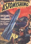 Astonishing Stories, October 1940