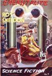 Authentic Science Fiction, April 1, 1951
