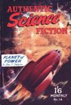 Authentic Science Fiction, October 1951