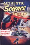 Authentic Science Fiction, November 1951