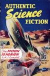 Authentic Science Fiction, December 1951