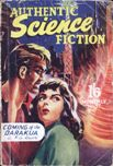 Authentic Science Fiction, January 1952