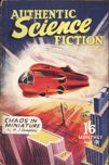 Authentic Science Fiction, February 1952