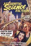 Authentic Science Fiction, April 1952