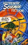 Authentic Science Fiction, May 1952