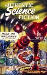 Authentic Science Fiction, June 1952
