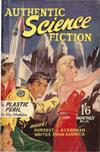 Authentic Science Fiction, September 1952