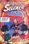 Authentic Science Fiction, November 1952