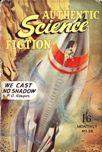 Authentic Science Fiction, December 1952