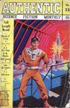 Authentic Science Fiction, April 1953
