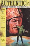 Authentic Science Fiction, June 1953