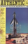 Authentic Science Fiction, July 1953