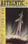 Authentic Science Fiction, August 1953