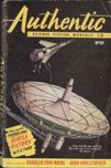Authentic Science Fiction, November 1953
