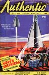 Authentic Science Fiction, February 1954