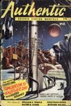 Authentic Science Fiction, March 1954