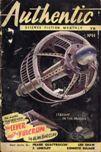 Authentic Science Fiction, April 1954