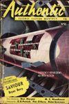 Authentic Science Fiction, June 1954