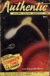 Authentic Science Fiction, July 1954