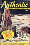 Authentic Science Fiction, September 1954