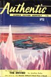 Authentic Science Fiction, November 1954