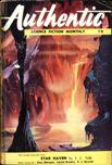 Authentic Science Fiction, December 1954