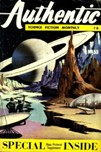 Authentic Science Fiction, January 1955