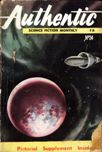 Authentic Science Fiction, February 1955