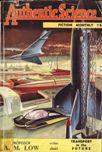 Authentic Science Fiction, April 1955