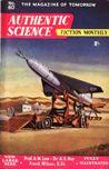Authentic Science Fiction, August 1955