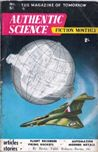 Authentic Science Fiction, September 1955