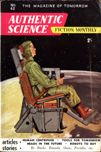 Authentic Science Fiction, October 1955