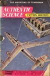Authentic Science Fiction, November 1955